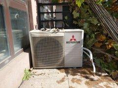 三菱空调安装/加氟/迁移
